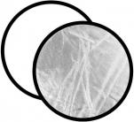 Отражатель Ditech RF110WS 110 см white/silver