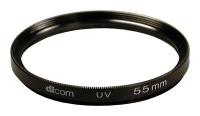 DICOM 53,5 mm UV фильтр