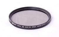 DICOM 67mm CPL Slim тонкооправный фильтр