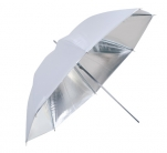 "Зонт Ditech UB33WS 33""(84 см) white/silver"