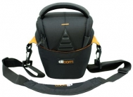 Профессиональная фотосумка DICOM Utah 14 black/orange