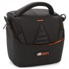 Профессиональная фотосумка DICOM Utah 18 black/orange