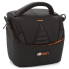 Профессиональная фотосумка DICOM Utah 18 black/orange