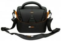 Профессиональная фотосумка DICOM Utah 21 black/orange