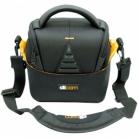 Профессиональная фотосумка DICOM Utah 25 black/orange