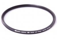 DICOM 77mm UV Slim тонкооправный фильтр